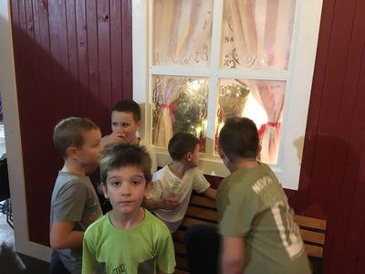 Galeria Wizyta w Wielkiej Fabryce Elfów
