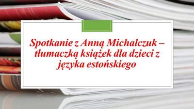 Galeria Anna Michalczuk